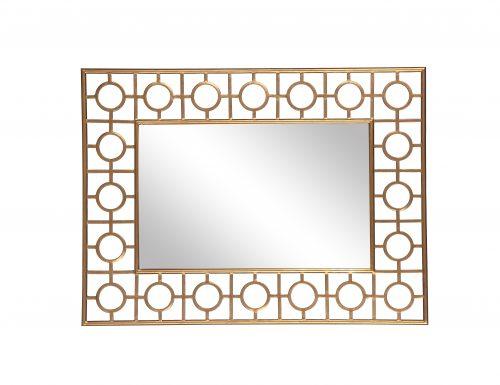 L&E Tarah Mirror Antique Gold (3)