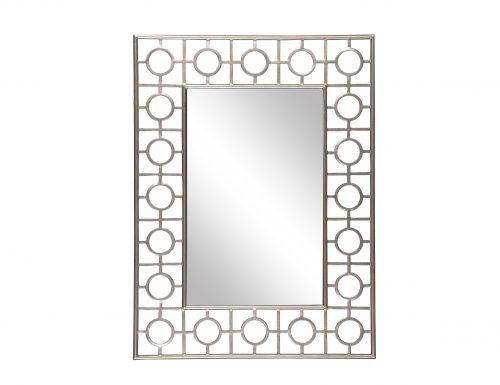 L&E Tarah Mirror Antique Silver (1)