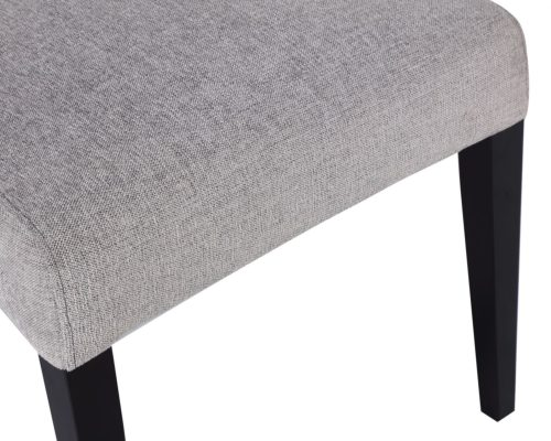 L&E Venice Dining Chair – Ash Grey Chenille (MY-DCH-016) (6)