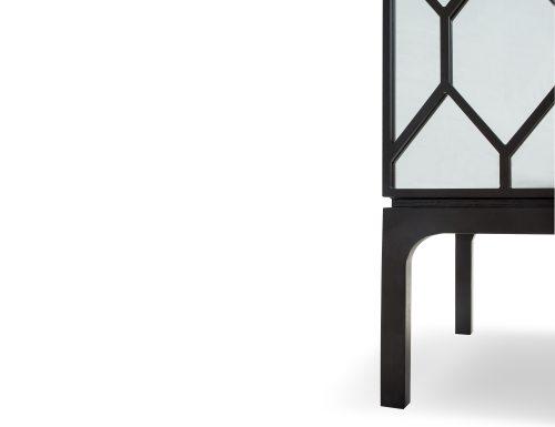 Liang & Eimil – Geo Sideboard – Wenge Oak-Mirror (6)