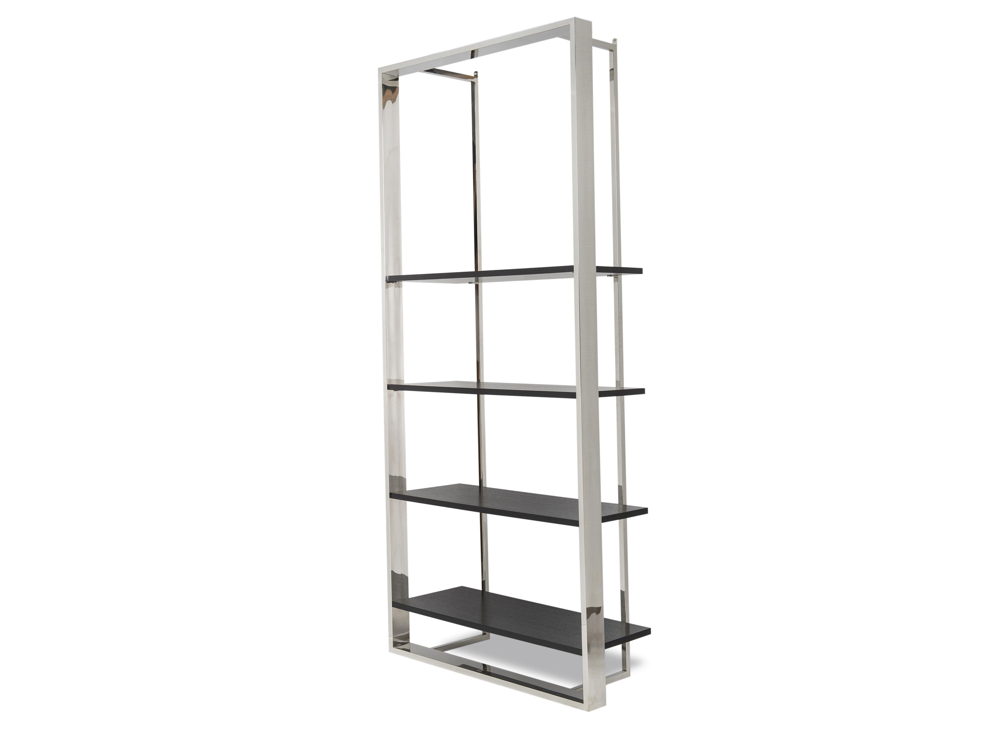 Liang & Eimil – Lennox Bookcase – Wenge Oak-PSS (1)