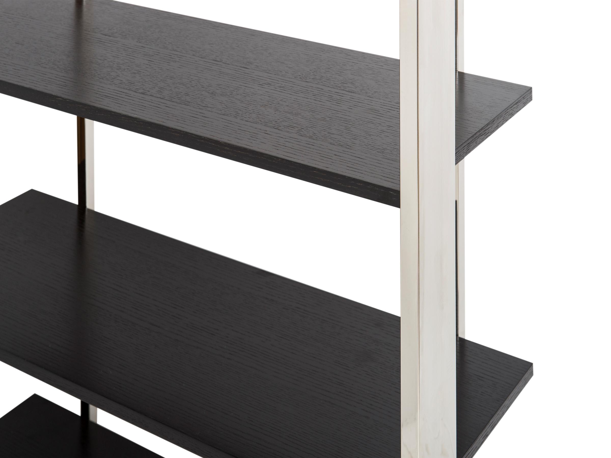 Liang & Eimil – Lennox Bookcase – Wenge Oak-PSS (2)