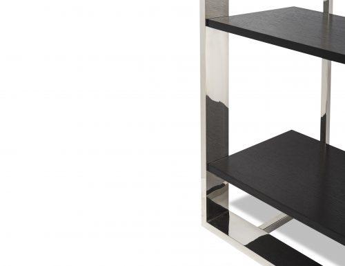 Liang & Eimil – Lennox Bookcase – Wenge Oak-PSS (3)