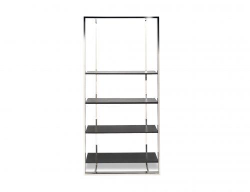 Liang & Eimil – Lennox Bookcase – Wenge Oak-PSS (4)
