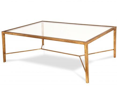 Liang & Eimil – Tarah Coffee Table – Antique Gold (3)