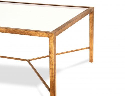 Liang & Eimil – Tarah Coffee Table – Antique Gold (4)