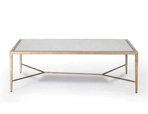 Liang & Eimil – Tarah Coffee Table – Antique Silver (2)