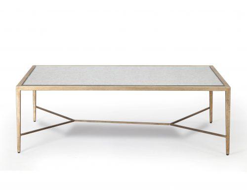 Liang & Eimil – Tarah Coffee Table – Antique Silver (2)