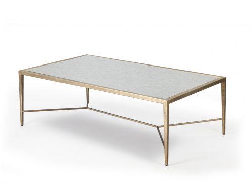 Liang & Eimil – Tarah Coffee Table – Antique Silver (3)