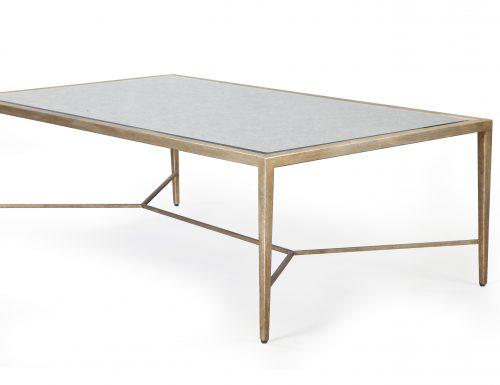Liang & Eimil – Tarah Coffee Table – Antique Silver (5)
