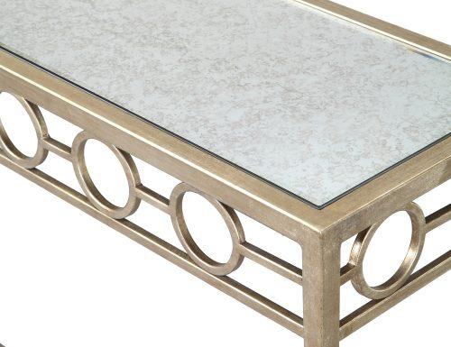 Liang & Eimil – Tarah Console Table – Antique Silver (2)