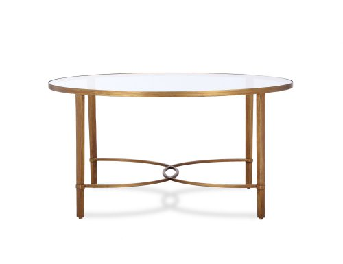 Liang & Eimil – Cumberland Coffee Table – Antique Gold (2)