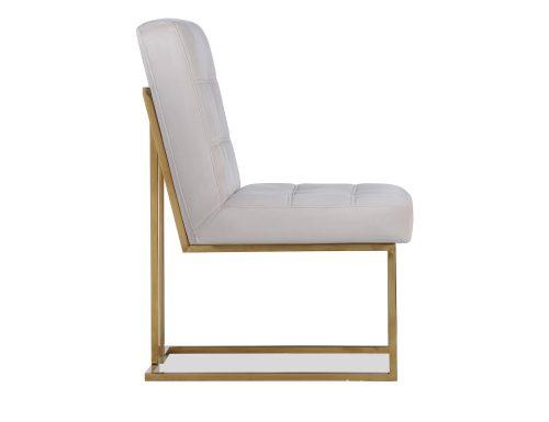Liang & Eimil Warhol Dining Chair – Beige Velvet PB (4)