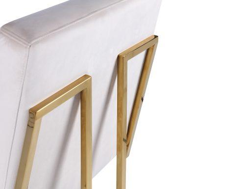 Liang & Eimil Warhol Dining Chair – Beige Velvet PB (6)