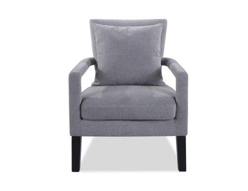 L&E Cole Chair Ash Grey (2)