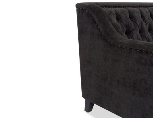 Liang & Eimil Baltimore Sofa – Jet Black Velvet (1)