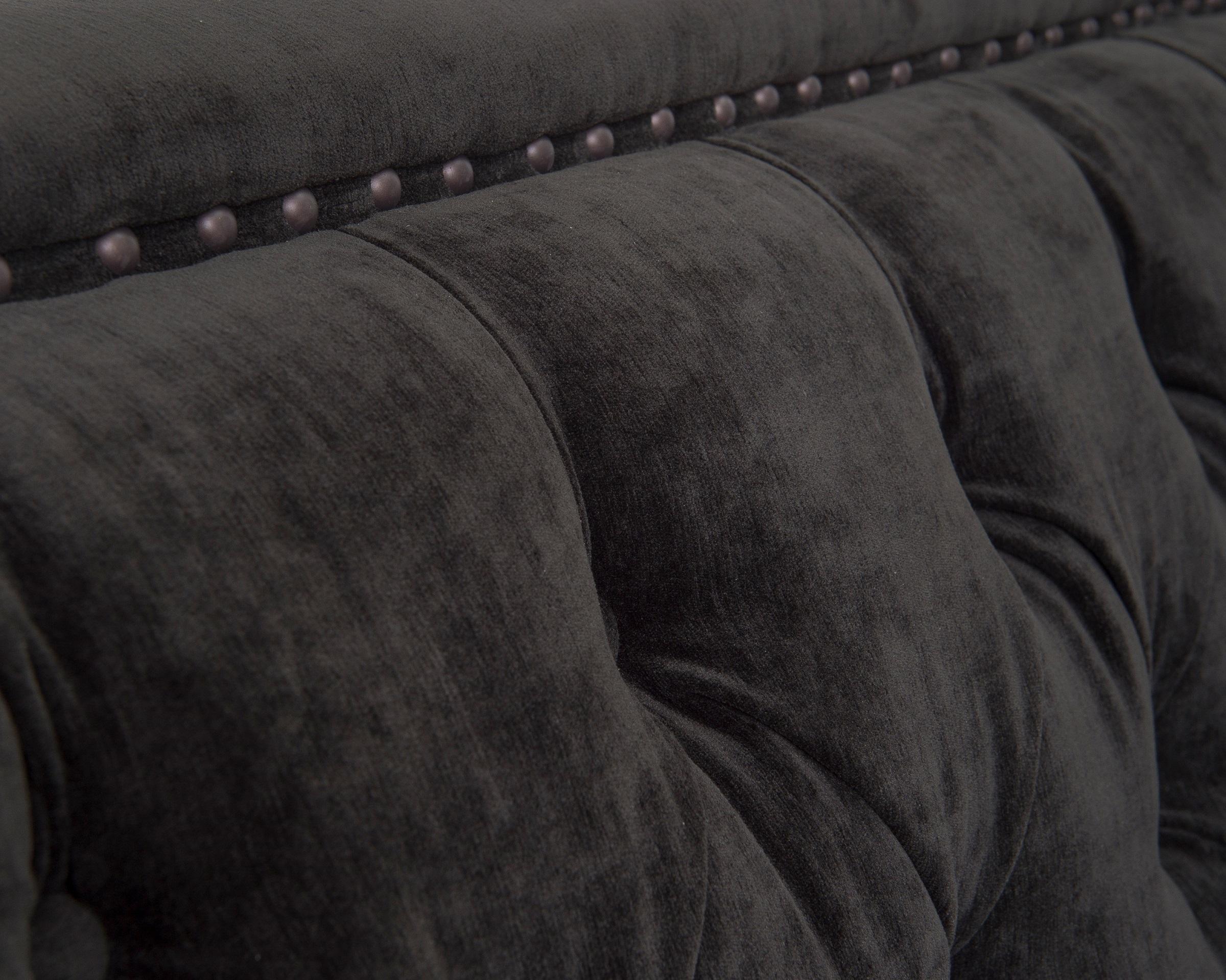 Liang & Eimil Baltimore Sofa – Jet Black Velvet (2)