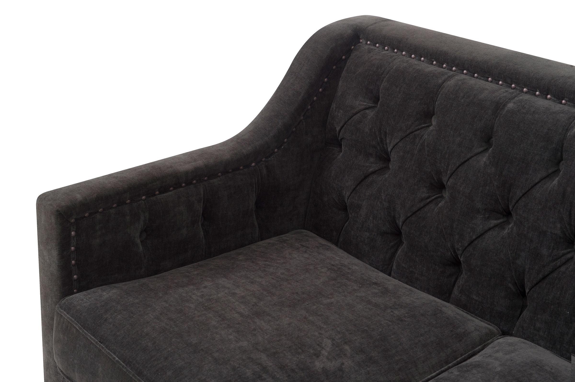 Liang & Eimil Baltimore Sofa – Jet Black Velvet (4)