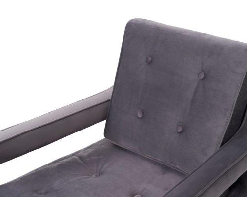 Liang & Eimil Edward Occasional Chair – Night Grey Velvet (7)
