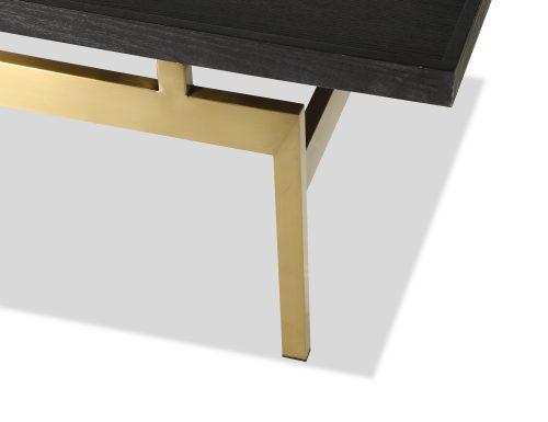 Liang & Eimil Malcom Coffee Table – Brass (1)