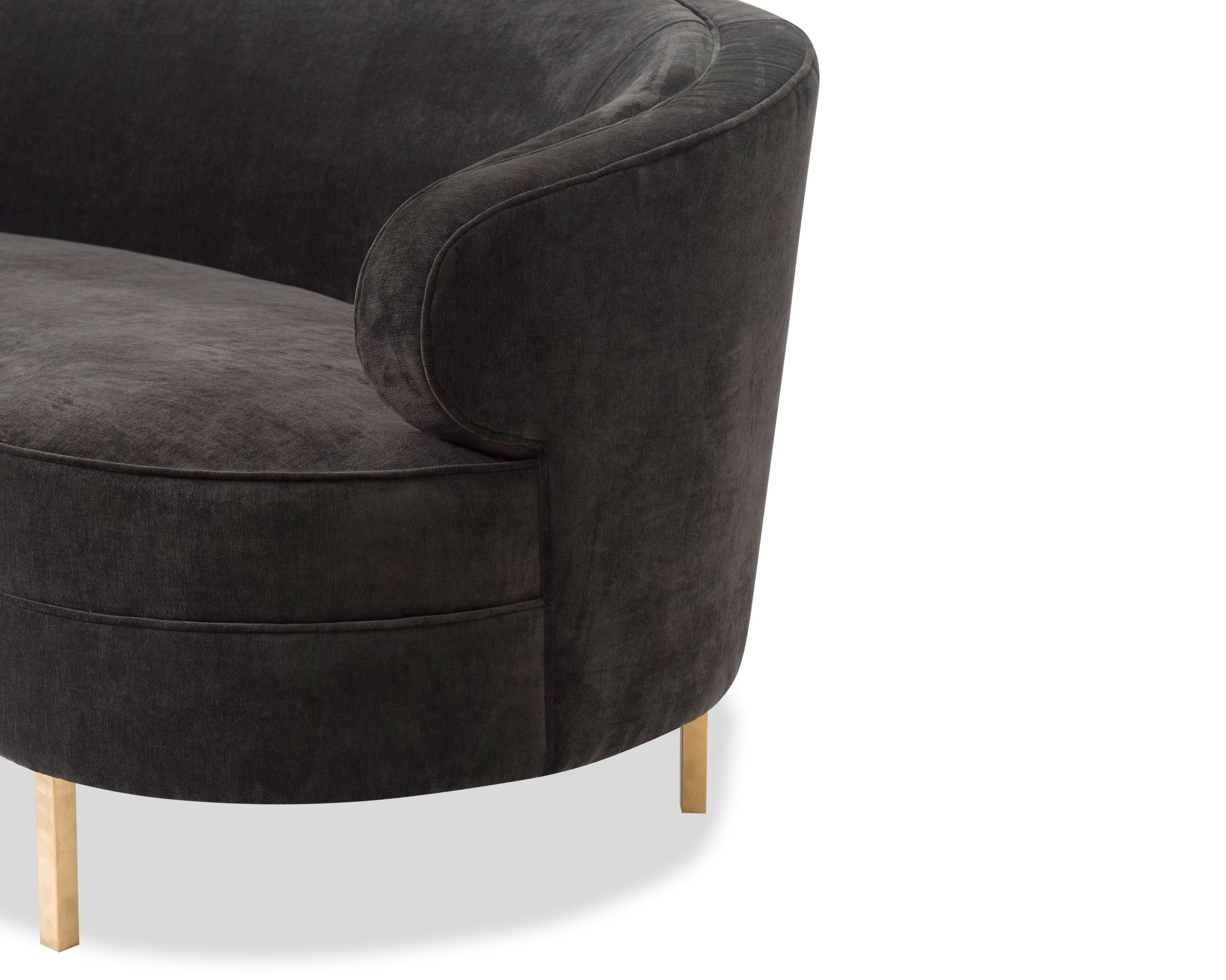 Liang & Eimil Pimlico Sofa – Jet Black Velvet (7)