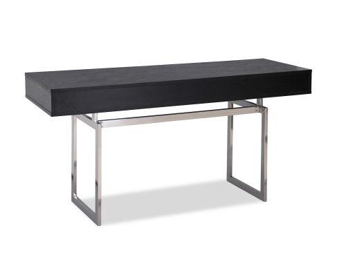 L&E Hamilton Desk – Wenge Ash Veneer – PSS (5)