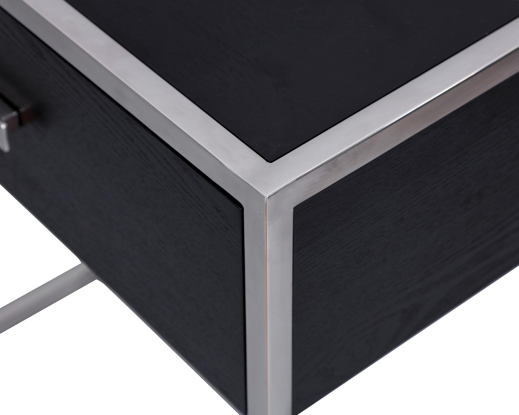 L&E Holman Bedside Table – Wenge – PSS (1)