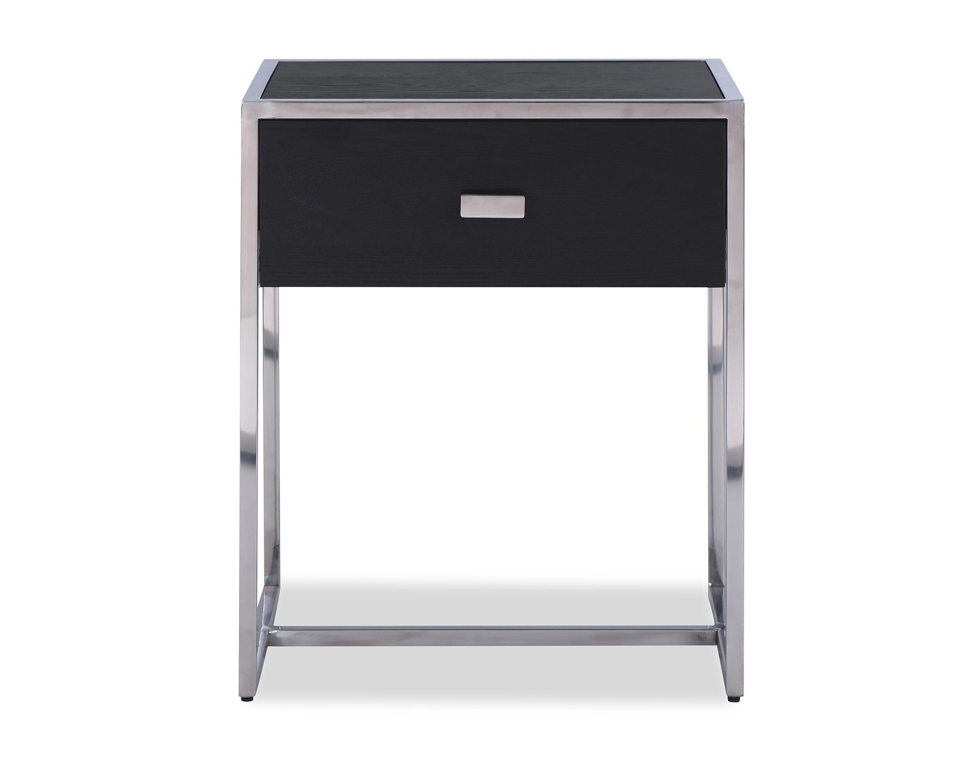 L&E Holman Bedside Table – Wenge – PSS (3)