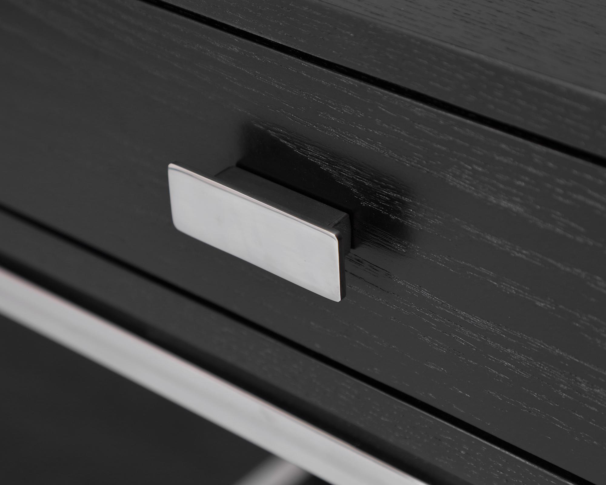 L&E Levi Bedside Tabel – Wenge Ash Veneer – PSS (2)