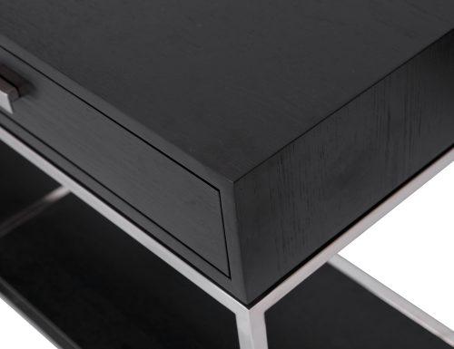 L&E Levi Bedside Tabel – Wenge Ash Veneer – PSS (3)