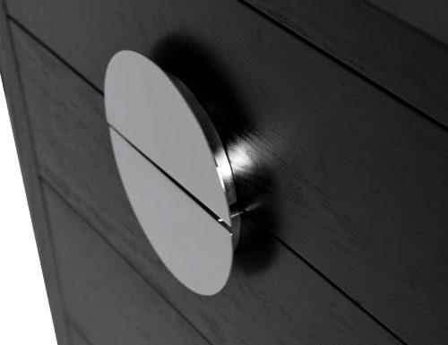 L&E Otium Chest of Drawers – Wenge Ash Veneer – PSS (1)