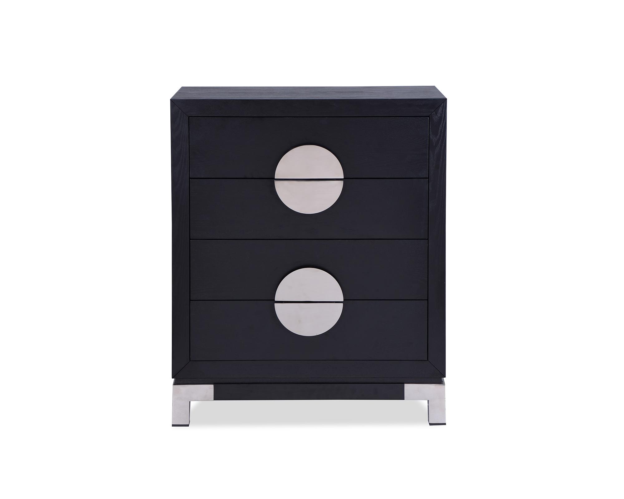 L&E Otium Chest of Drawers – Wenge Ash Veneer – PSS (4)