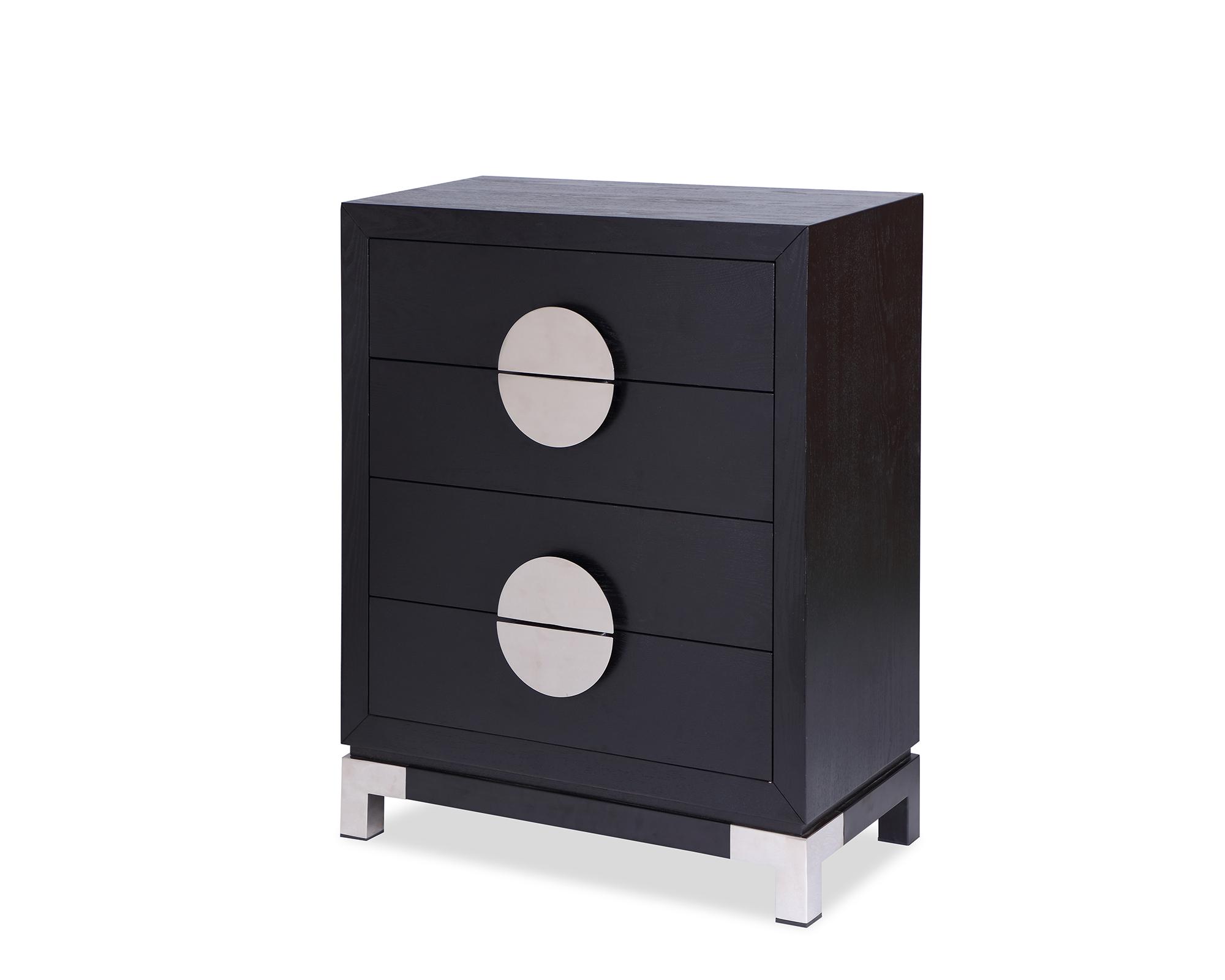 L&E Otium Chest of Drawers – Wenge Ash Veneer – PSS (5)
