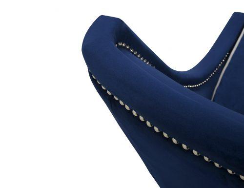 Liang & Eimil HA-OCH-019-Elger Arm Chair Marine Blue (3)