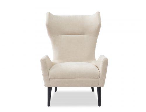 L&E Vendome Occasional Chair – Beige Chenille (BH-OCH-018) (2)