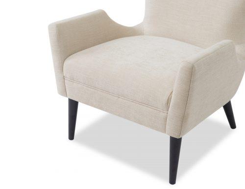 L&E Vendome Occasional Chair – Beige Chenille (BH-OCH-018) (5)