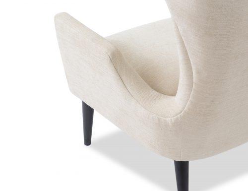 L&E Vendome Occasional Chair – Beige Chenille (BH-OCH-018) (6)