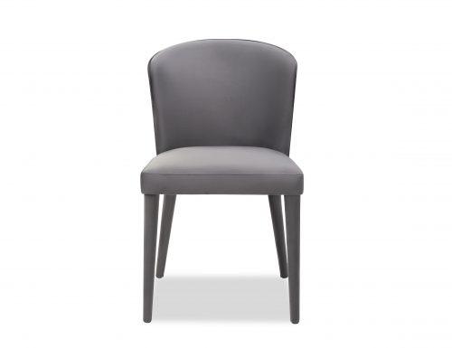 Liang & Eimil Kay Dining Chair Night Grey Velvet BH-DCH-077 (2)