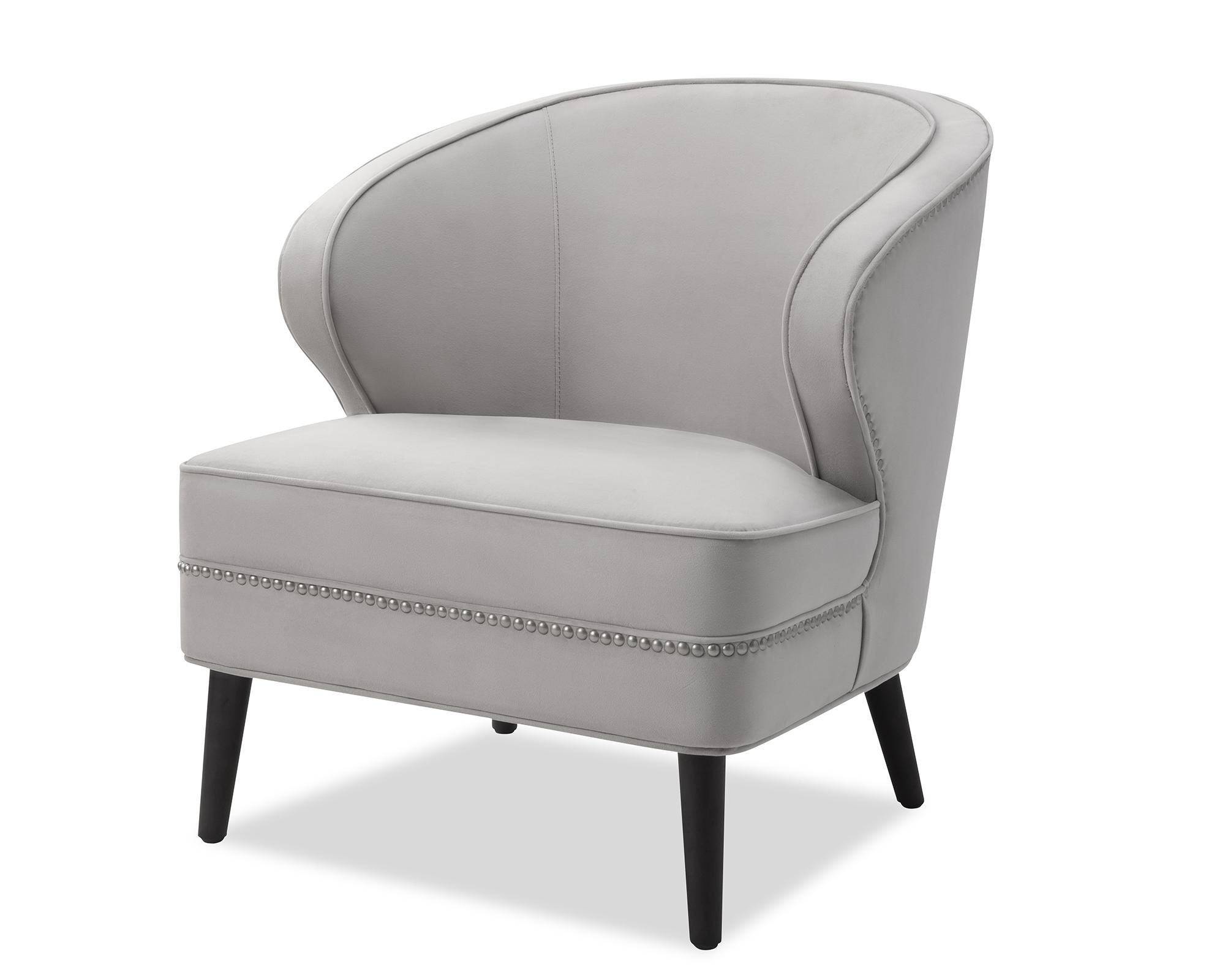 Liang & Eimil Lindsay Occasional Chair Fog Grey Velvet BH-OCH-137 (1)