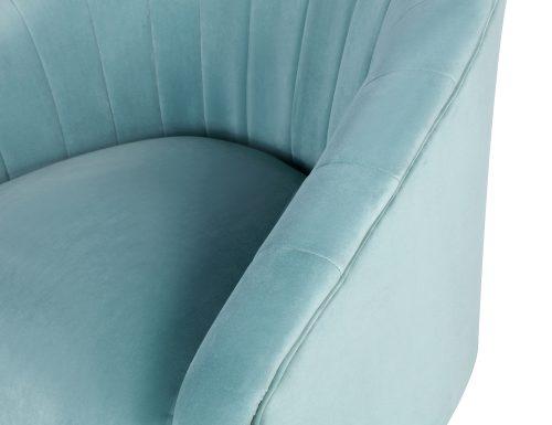 L&E Bogart Occasional Chair – Kaster Veranda Velvet (MY-OCH-044) (2)