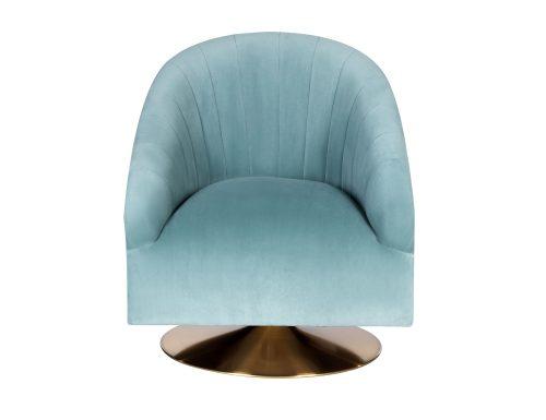 L&E Bogart Occasional Chair – Kaster Veranda Velvet (MY-OCH-044) (3)