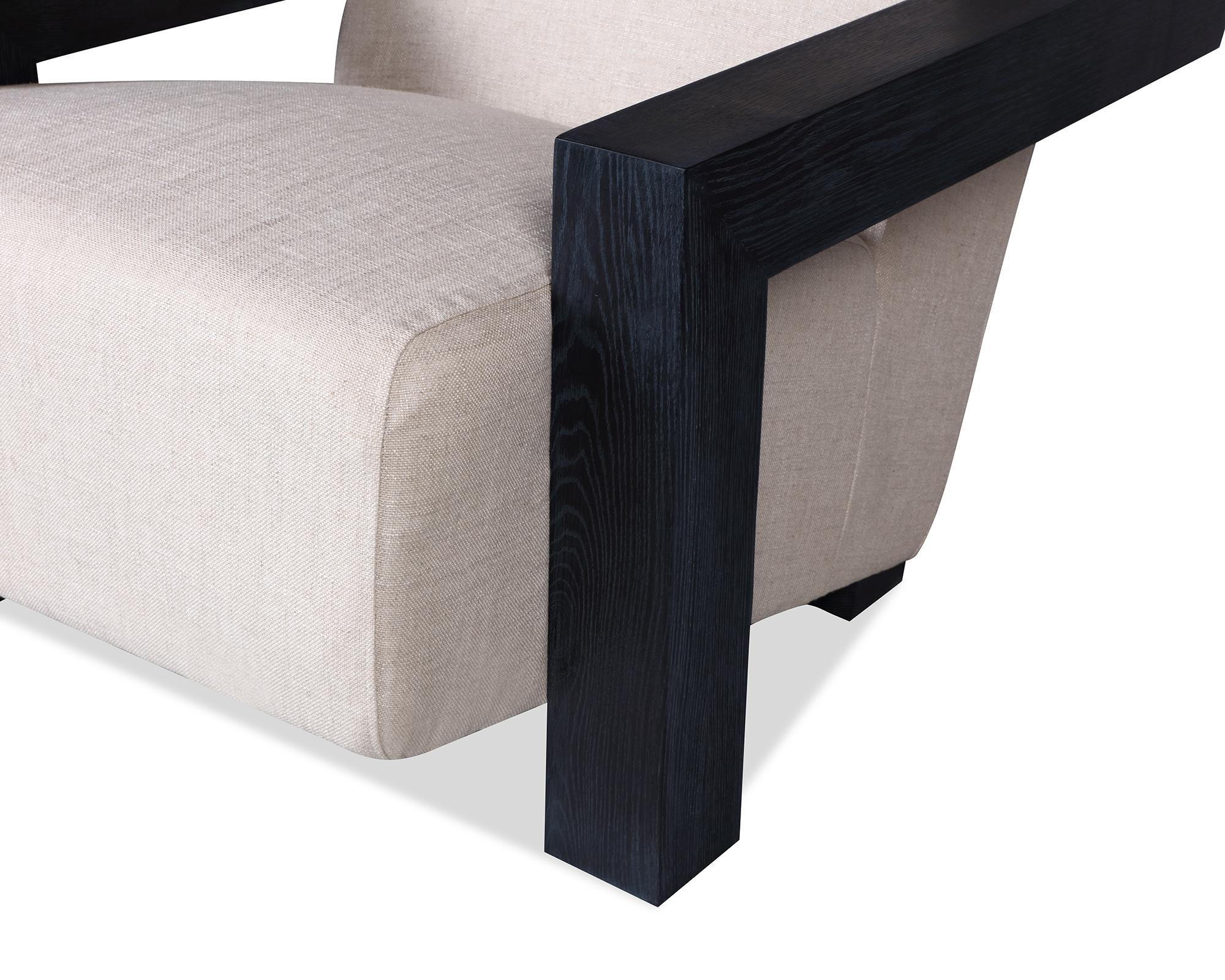 L&E Compton Occasional Chair – Sand Linen (MY-OCH-045) (4)