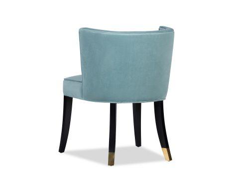 L&E Kelly Dining Chair – Kaster Veranda Velvet (MY-DCH-038) (6)