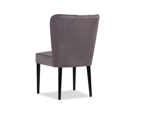 L&E Novak Dining Chair – Kaster Steel Velvet (MY-DCH-032) (3)