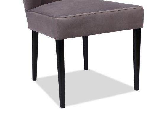 L&E Novak Dining Chair – Kaster Steel Velvet (MY-DCH-032) (6)