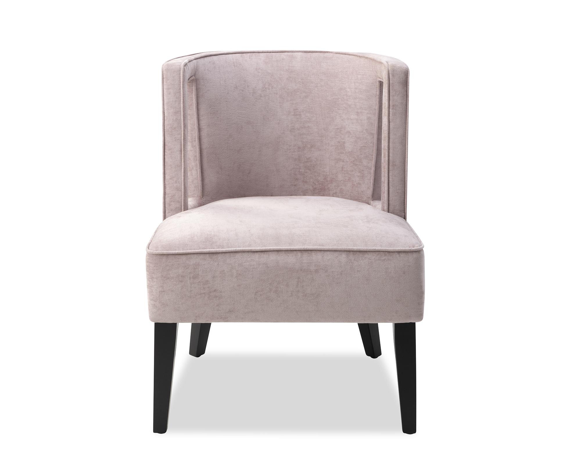 Liang & Eimil Cara Occasional Chair Lavender Velvet BH-OCH-083 (2)