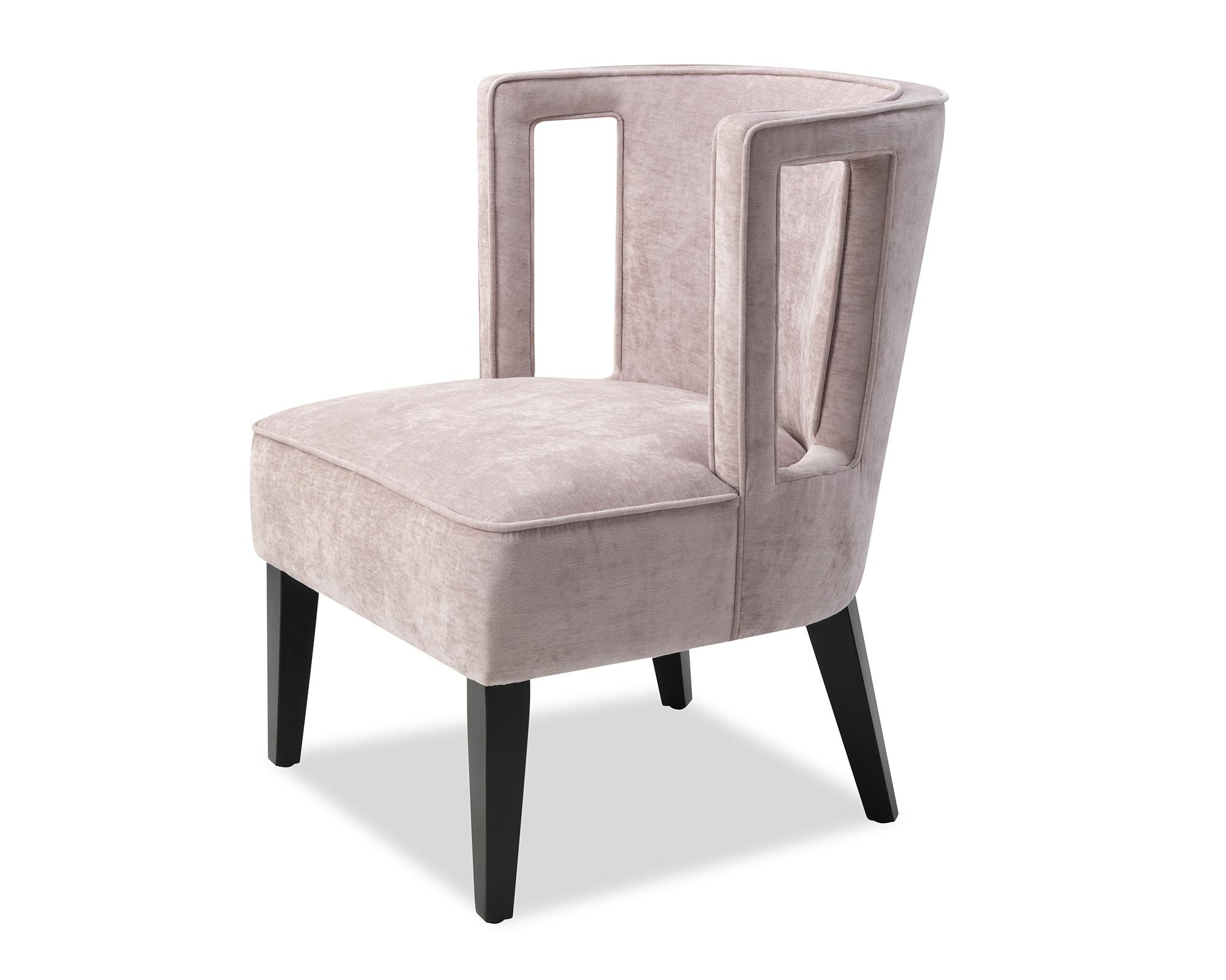 Liang & Eimil Cara Occasional Chair Lavender Velvet BH-OCH-083 (4)
