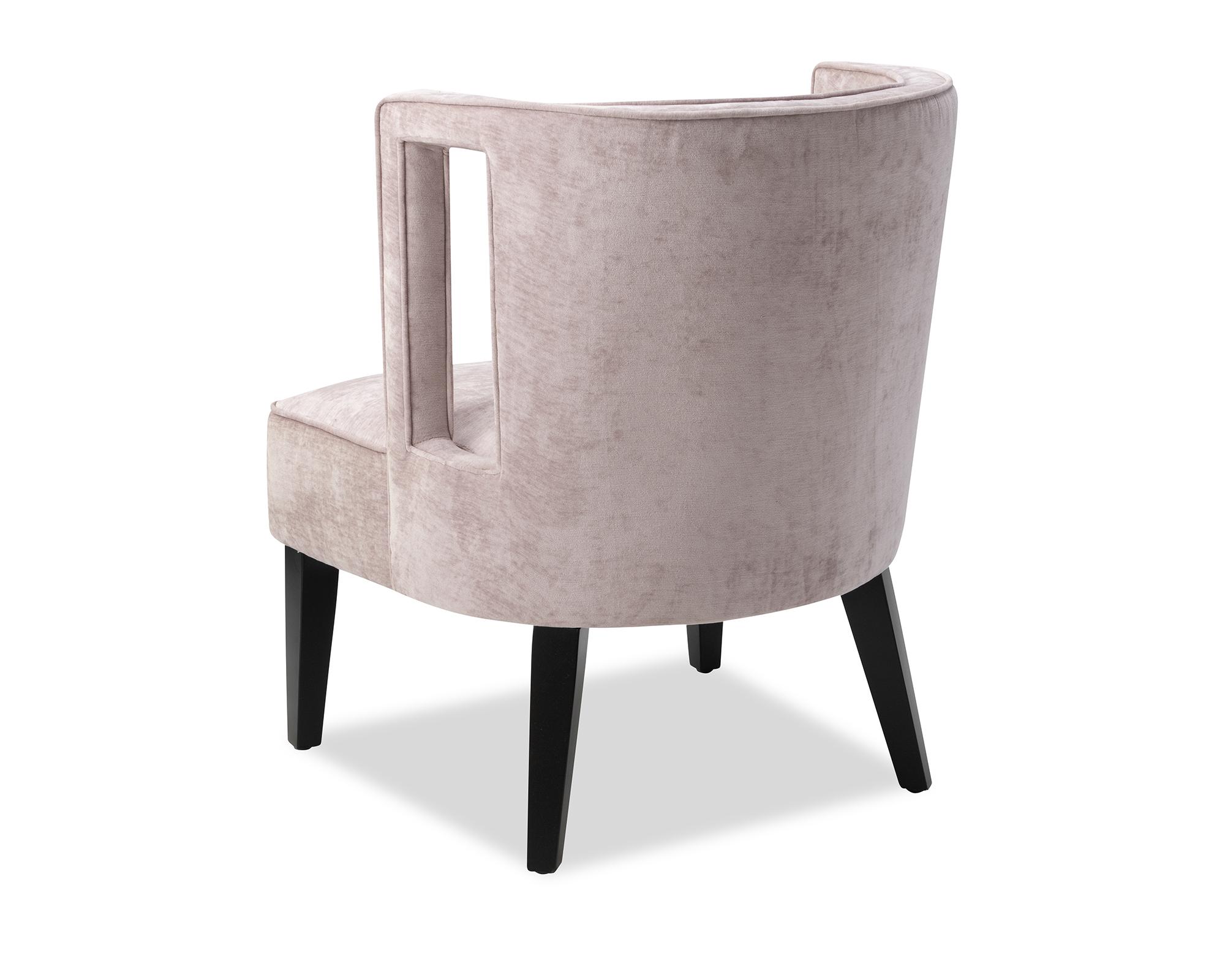 Liang & Eimil Cara Occasional Chair Lavender Velvet BH-OCH-083 (5)