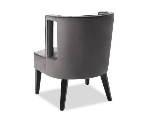 Liang & Eimil Cara Occasional Chair Night Grey Velvet BH-OCH-082 (5)