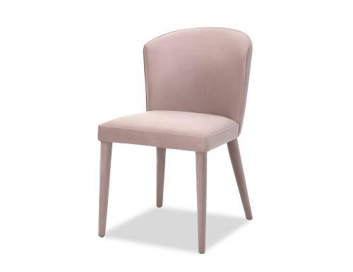 Liang & Eimil Kay Dining Chair Lilac Velvet BH-DCH-075 (1)